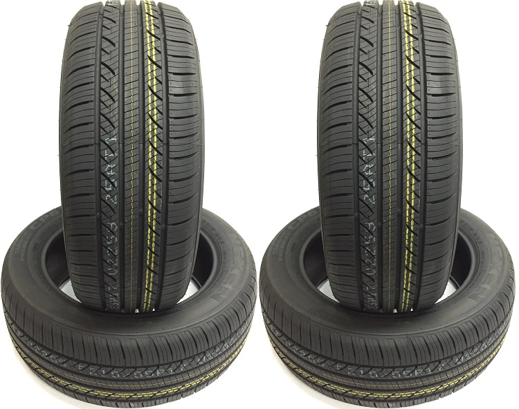 4 four 235 45r18 94h nexen cp671 sl set of tires 235 45. Black Bedroom Furniture Sets. Home Design Ideas
