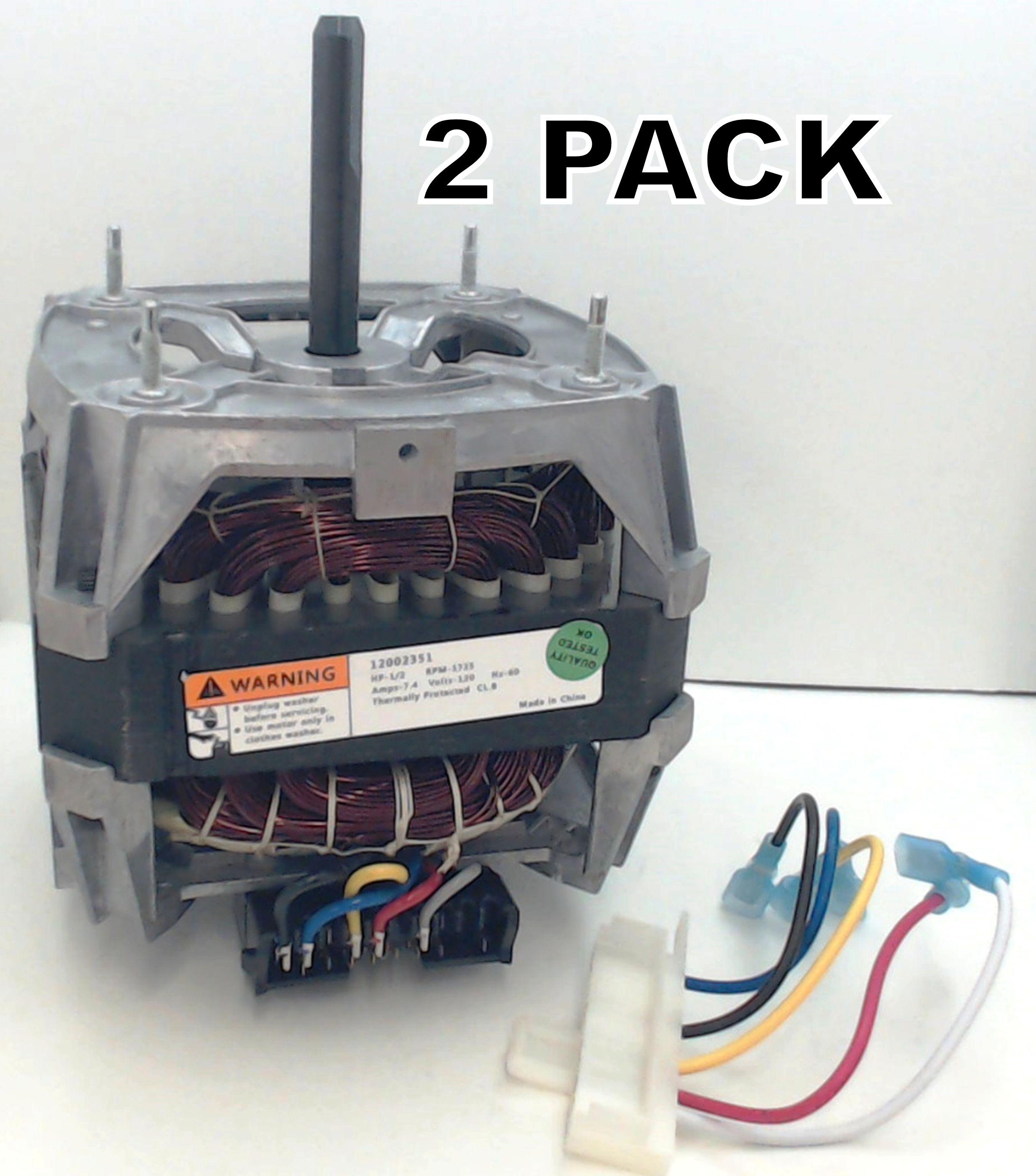WP661600 PS11743427 Washing Machine Motor for Whirlpool AP6010250 389248