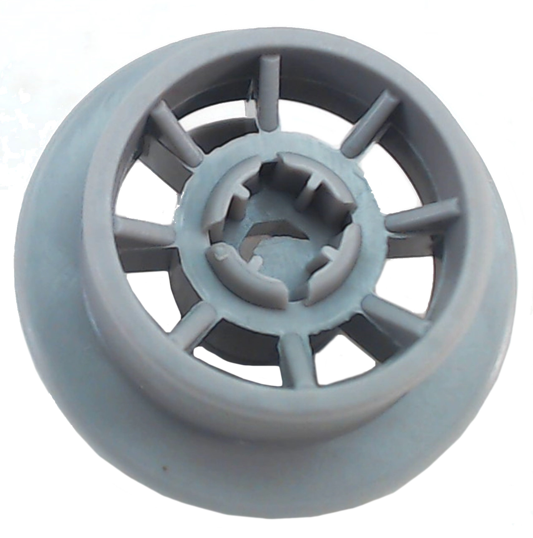 8Pieces 36mm Dia 165314 Dishwasher Rack Roller Wheels Replace 00420198