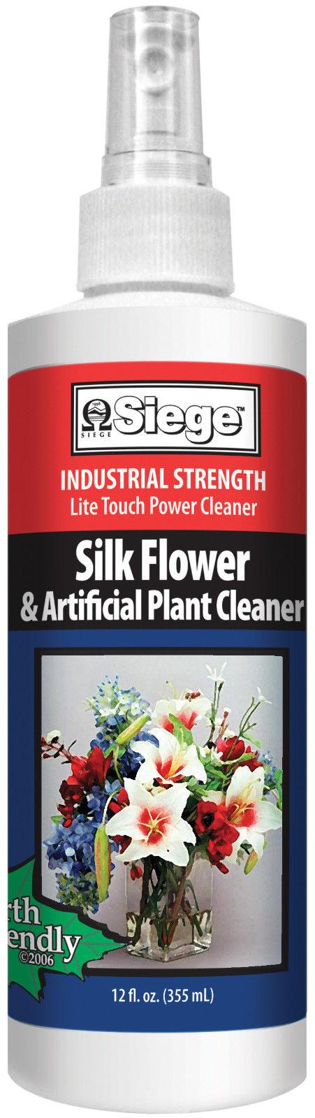 Siege silk flower cleaner 12 oz earth friendly made in usa 771l siege silk flower cleaner 12 oz earth friendly made in usa 771l mightylinksfo