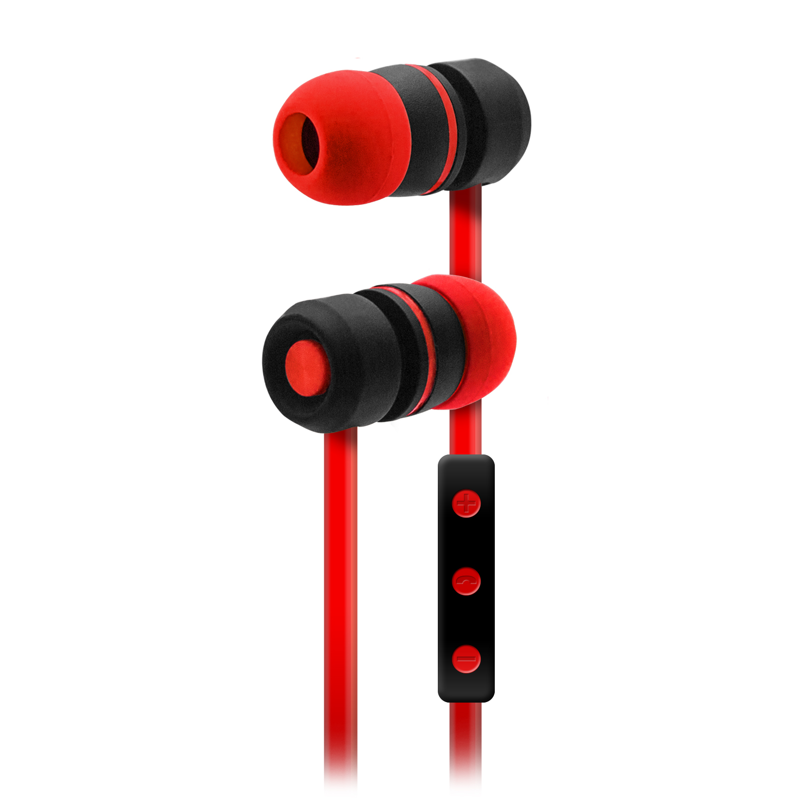 08a1826c1db Details about Sentry Bluetooth, Rechargeable, Ear Buds with Built In  Microphone, Red, BT150RD