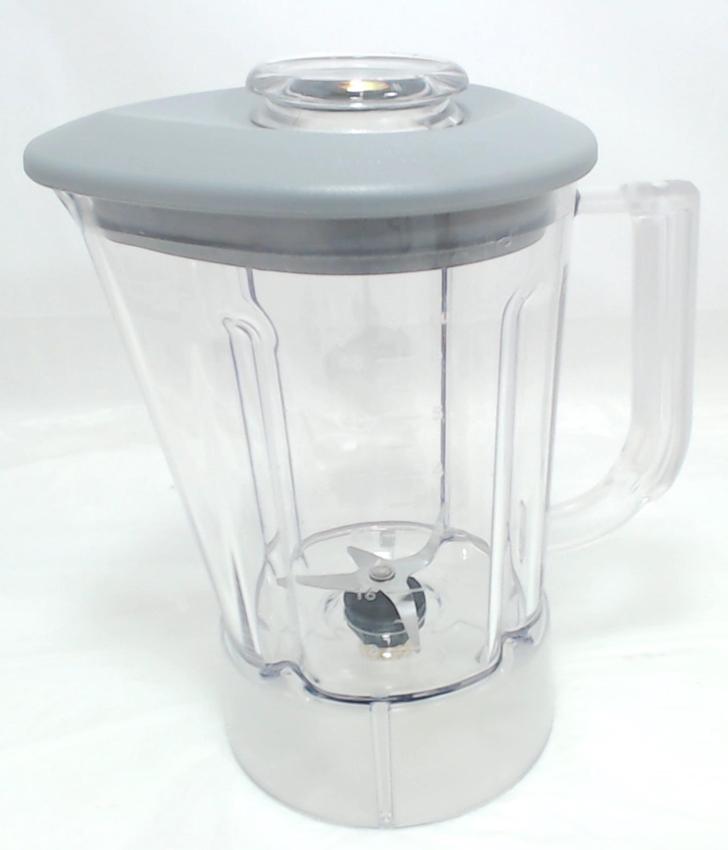 blender pitcher with grey lid ksb48pel brand new kitchenaid blender