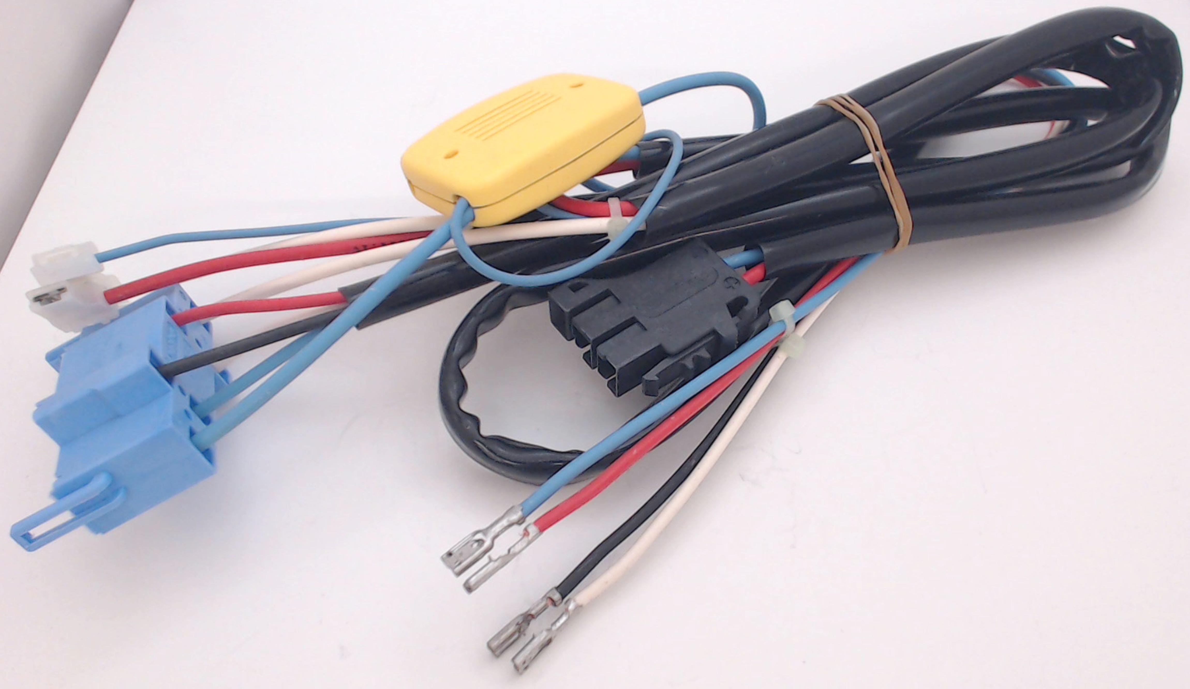 Genuine OEM Peg-Perego Wire Harness for Hlr-Polaris 700, MEIE0474