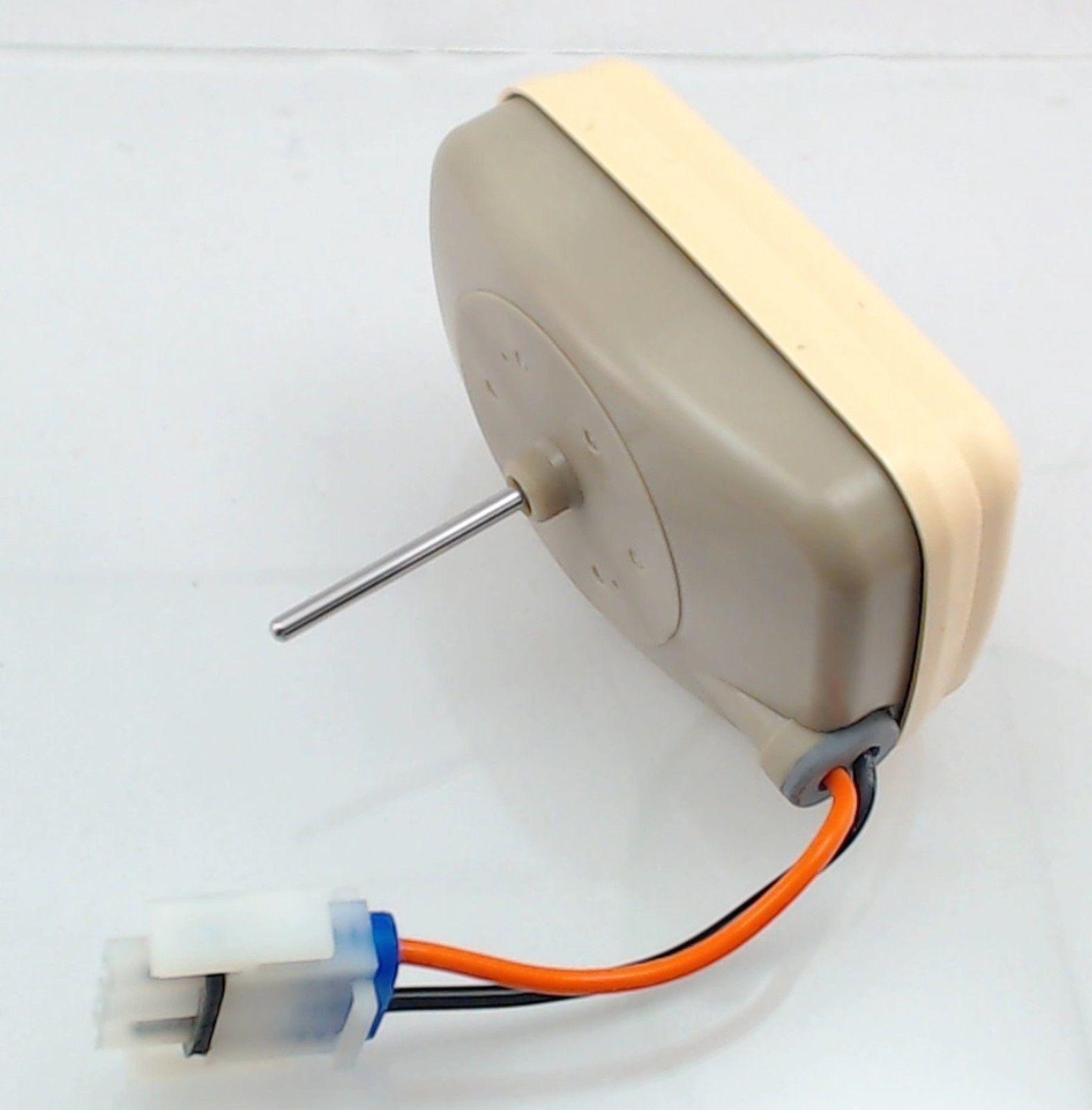 Refrigerator Evaporator Fan Motor that works with GE GTE15CTHCRBB