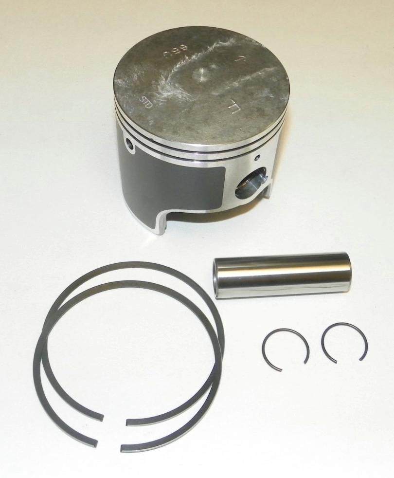 Platinum Series Piston Kit Fits 1996-1997 Yamaha WB760 WaveBlaster 760