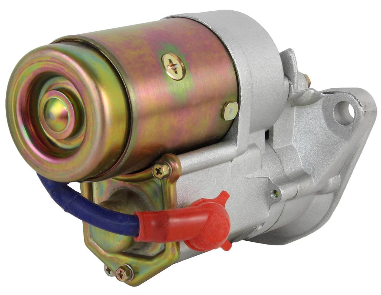 NEW STARTER FITS FIT TOYOTA LIFT TRUCK 2FD-10 4P ENGINE 028000-1970 028000-1971