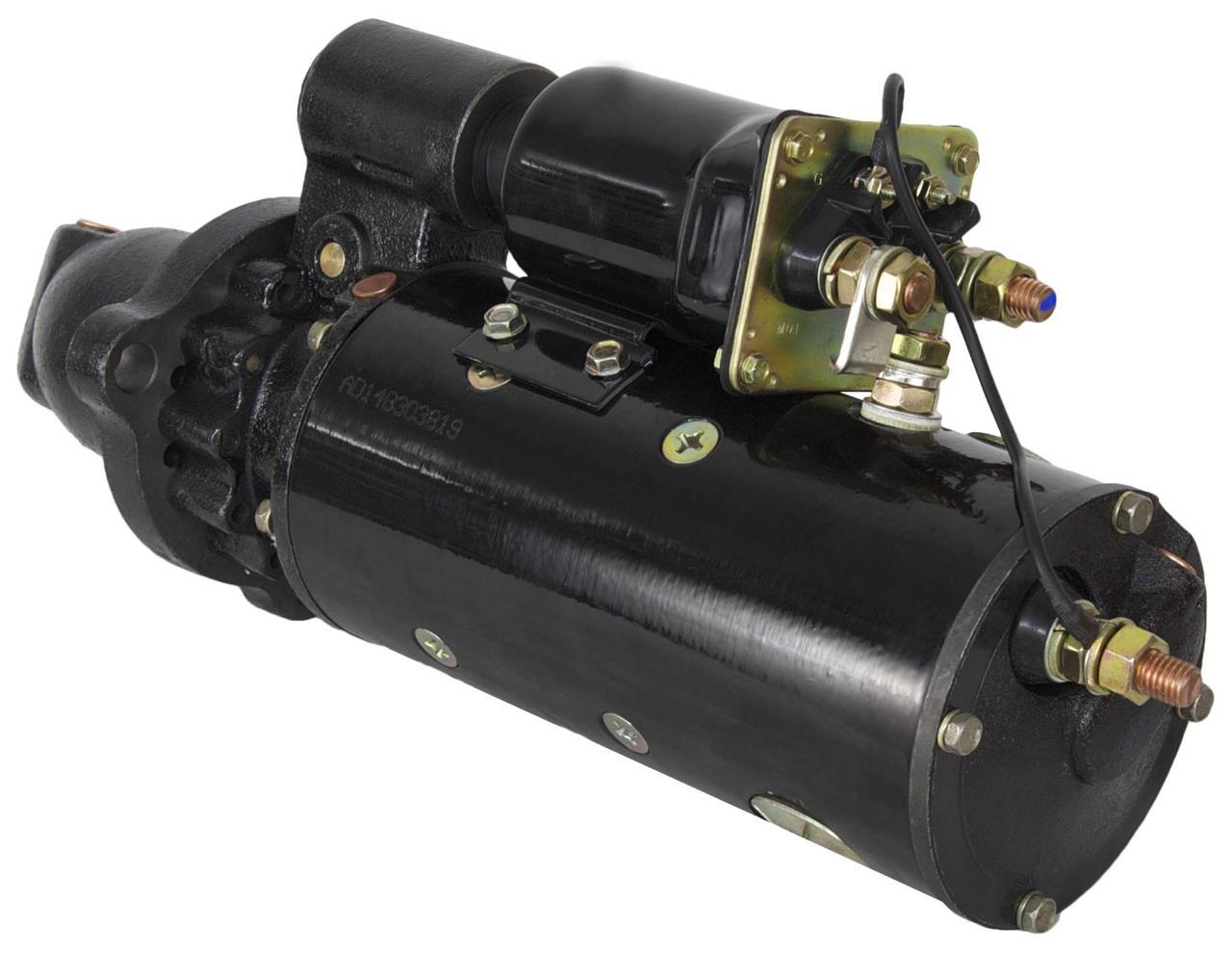 STARTER CATERPILLAR MARINE ENGINE D330 D333 D334 D336 D344