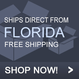 Ships Direct From Florida