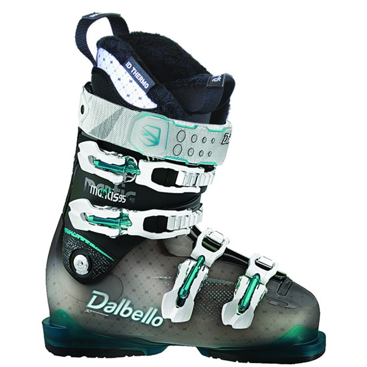 2015 Dalbello Mantis 95 I.D. Size 22.0 Womens Ski Boots