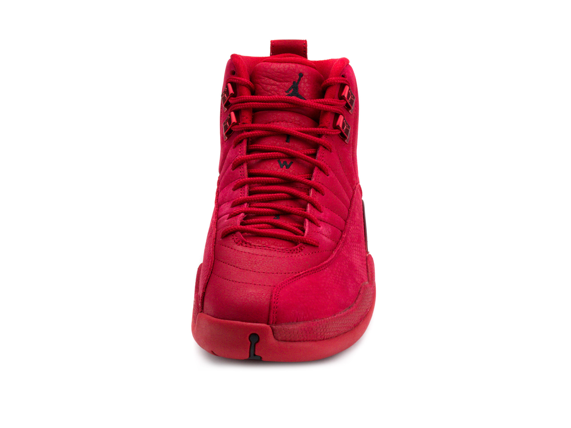 fd1111958833d2 Nike Mens Air Jordan 12 Retro Gym Red Black 130690-601