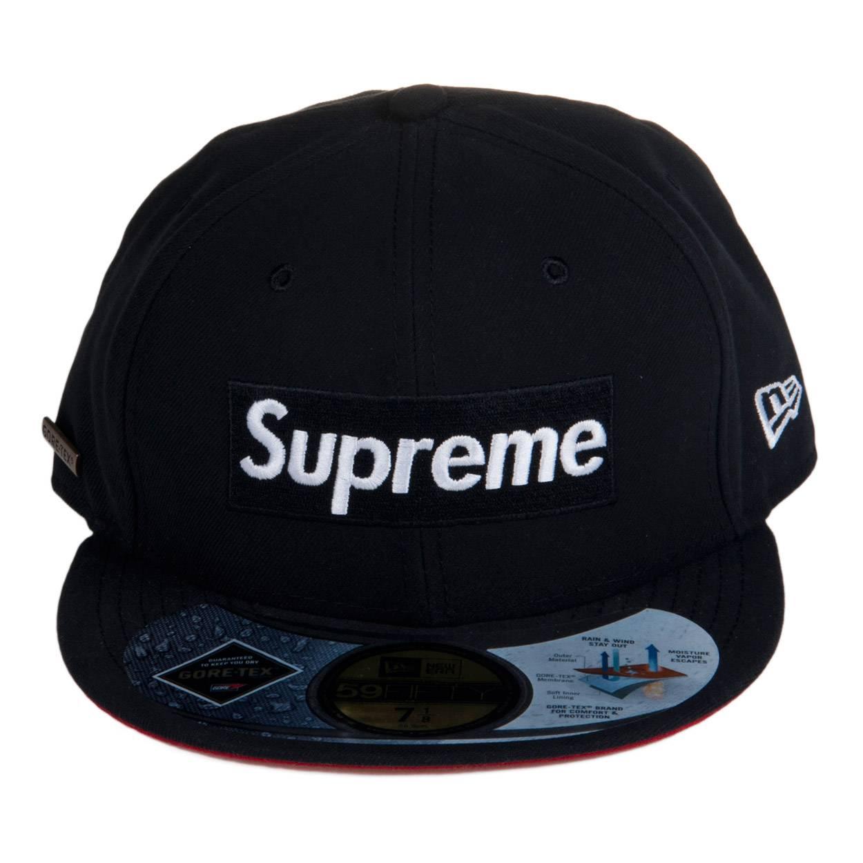 999f35c0a00 Supreme x New Era Gore-Tex Box Logo