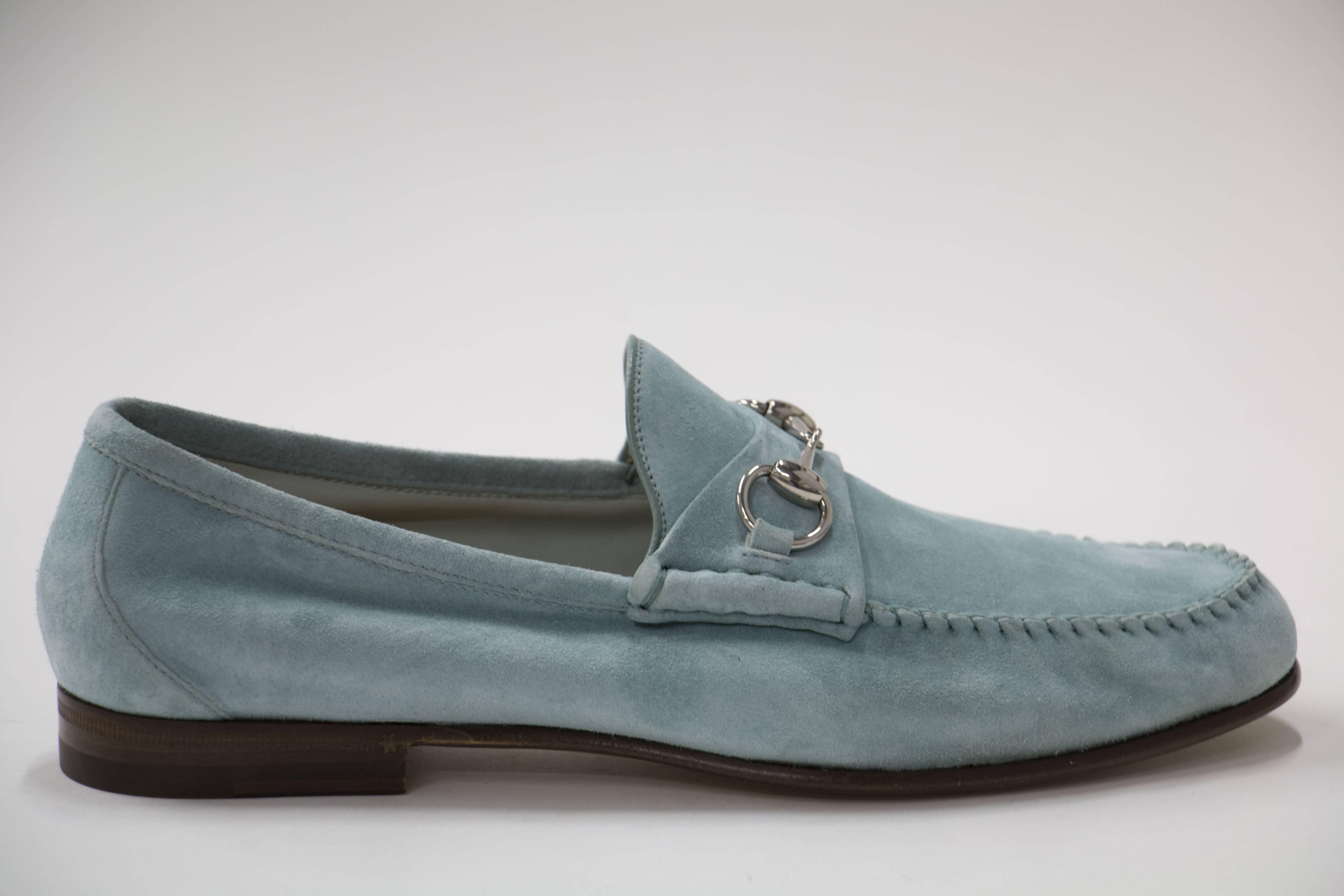 eff1f4d150d Mens Gucci Horsebit Loafers Ebay