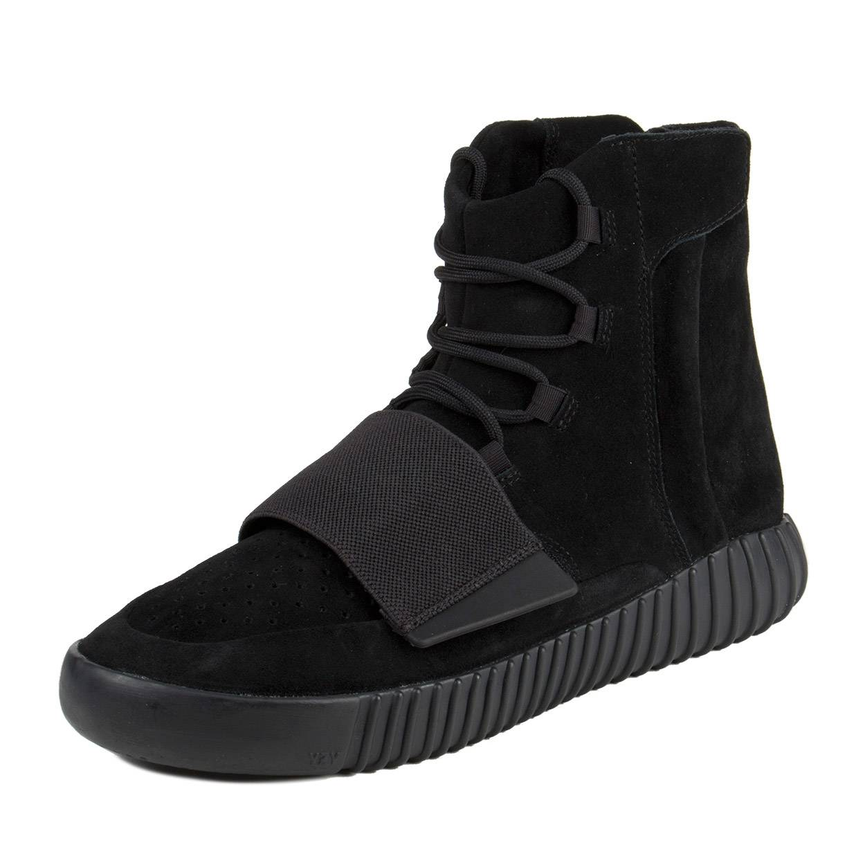 11847d947 ... Black Yeezy Boost 750 Adidas Mens Yeezy Boost 750 ...