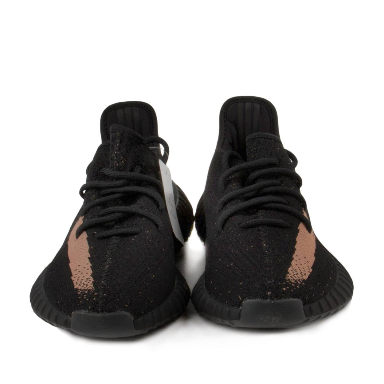 SoleValue Adidas Yeezy Boost 350 V2 Core Black Copper BY1605