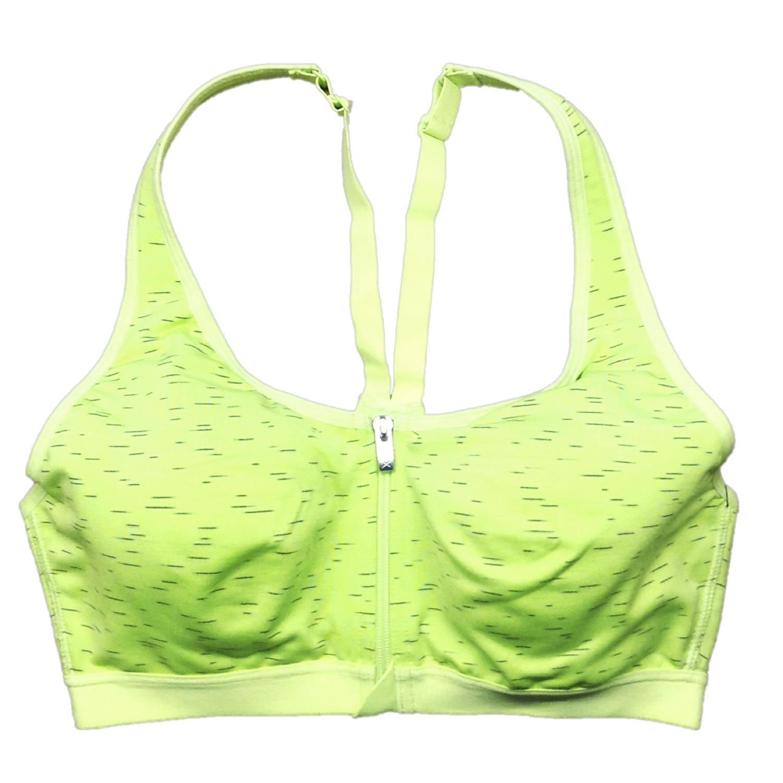 f7b95715fe Victorias secret sport bra top knockout size green ebay jpg 1500x1500 Lime  green bra