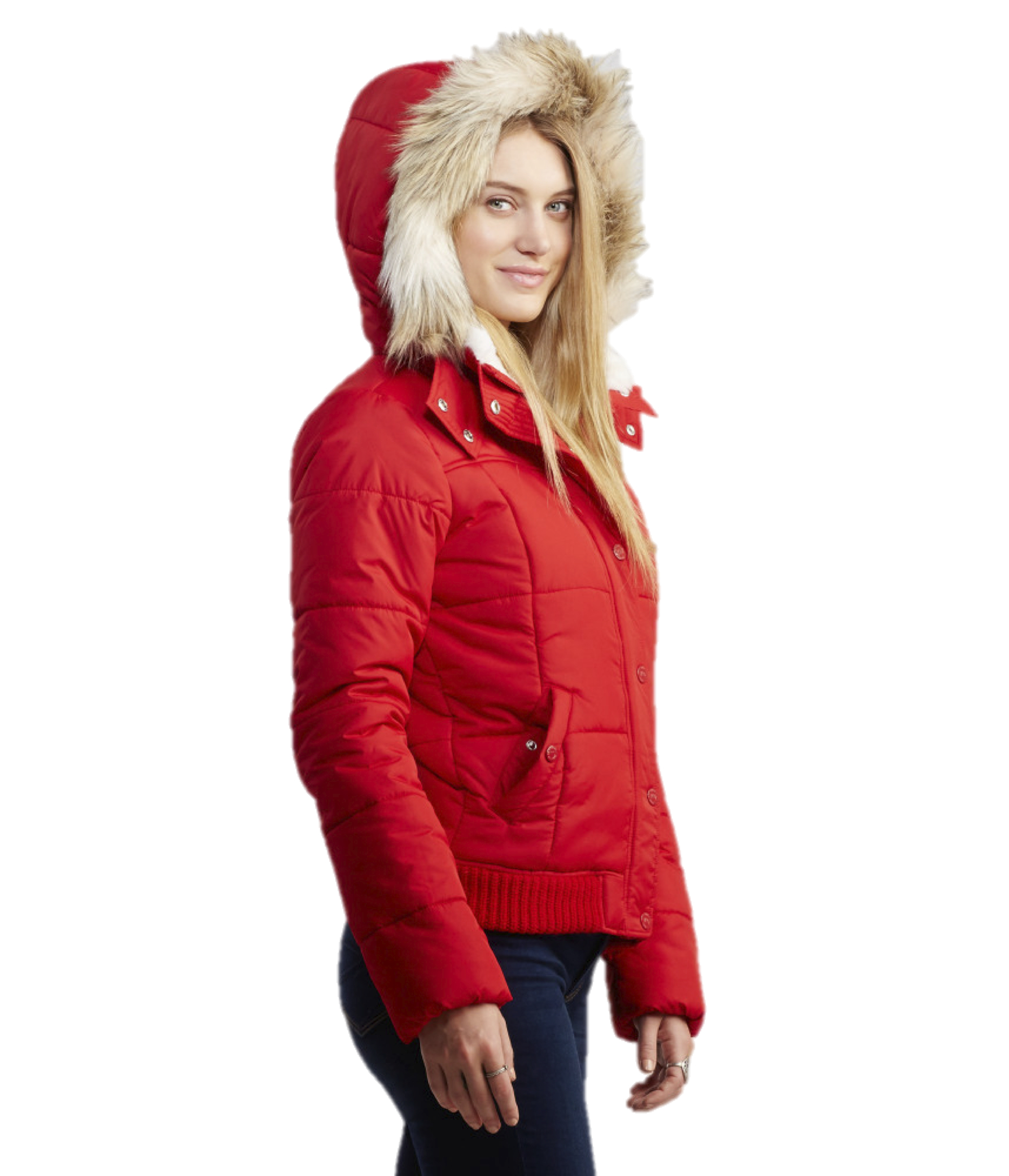 Womens puffy jackets