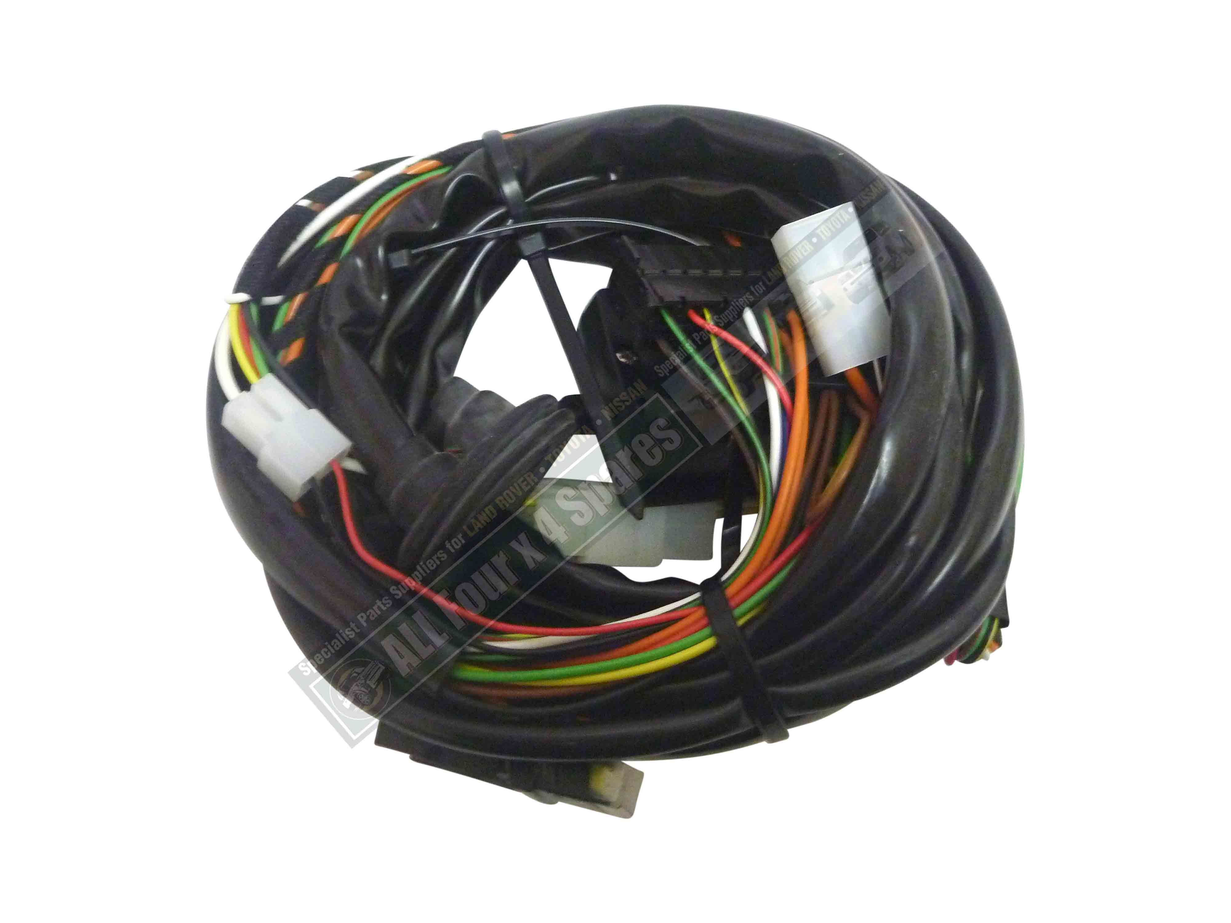 Milford Towbar Wiring Harness suitable for Toyota Landcruiser 200 Series  2009 on