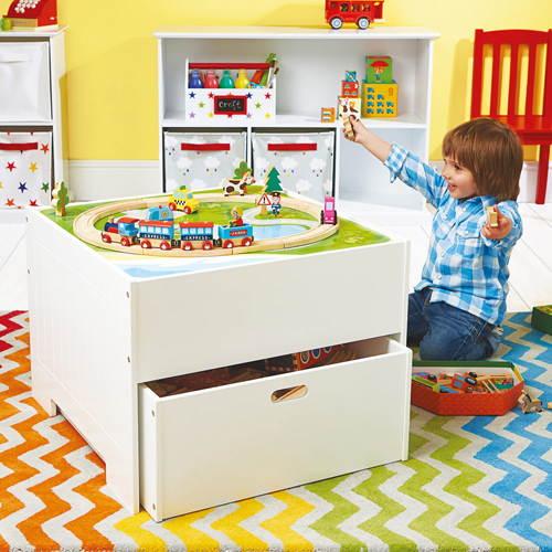 children s table with storage gltc play table small official ebay 14813