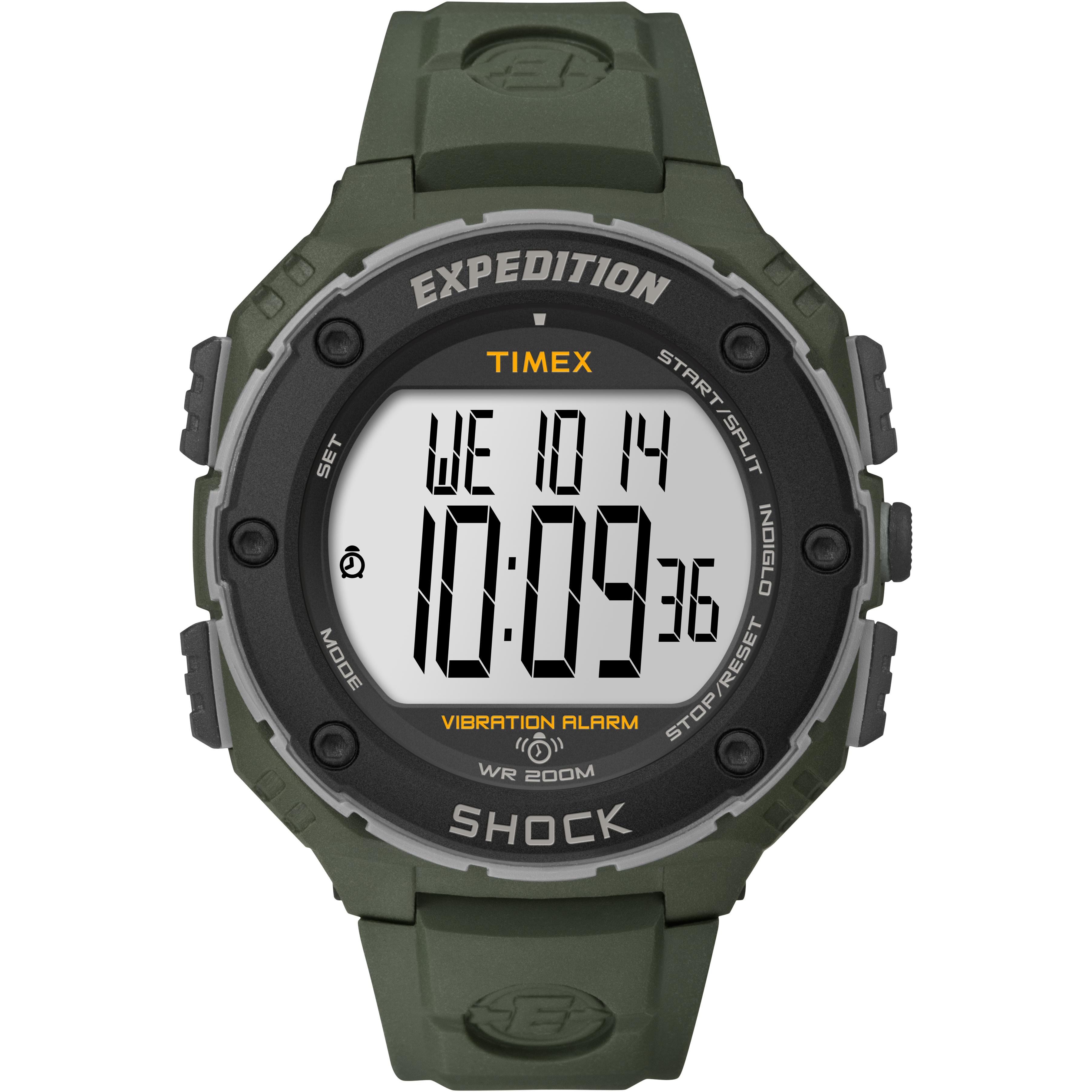 Men's Timex Expedition Full Size Black Digital Watch TW4B07700 |Timex Expedition Digital Watches Men