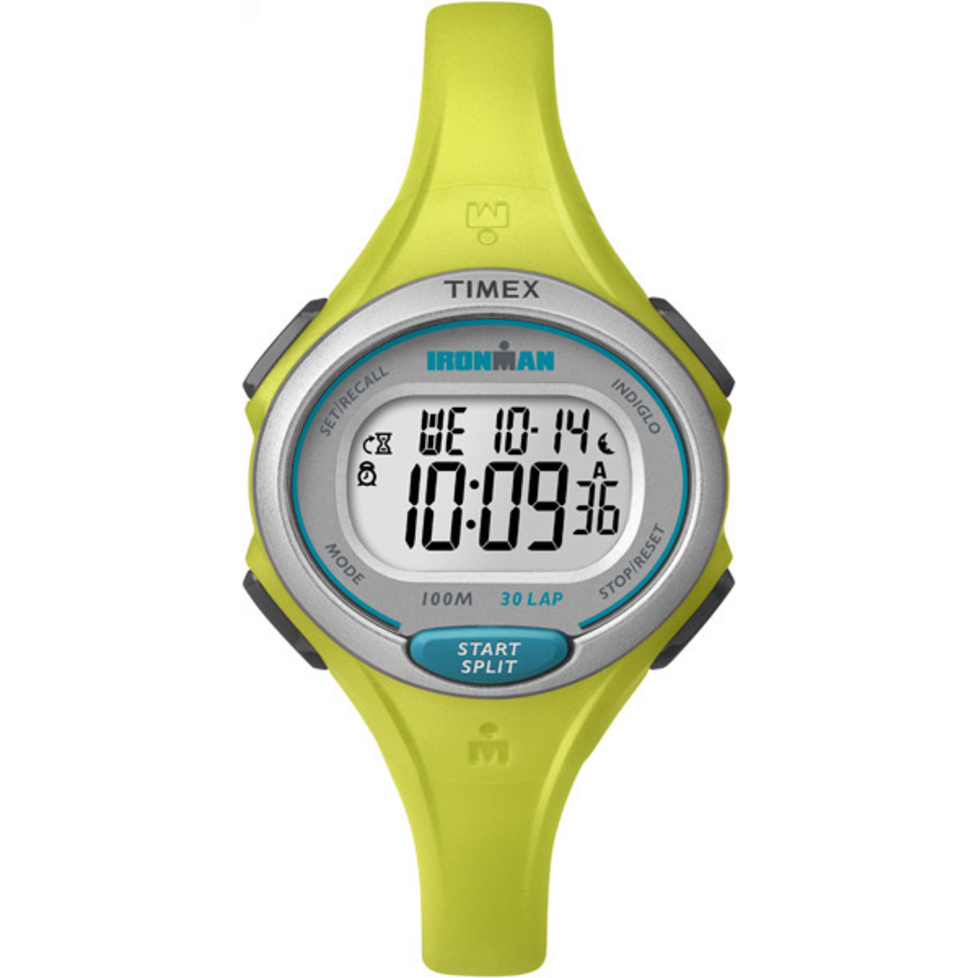 Timex-Women-039-s-Ironman-Essential-Mid-Size-30-Lap-Memory-Timer-Sport-TW5K89900