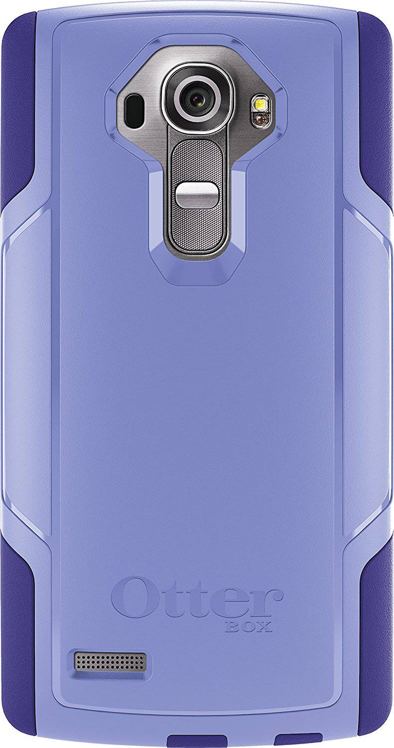 brand new 56bee 4f1c8 Details about OtterBox Commuter Series Purple Amethyst Case For LG G4