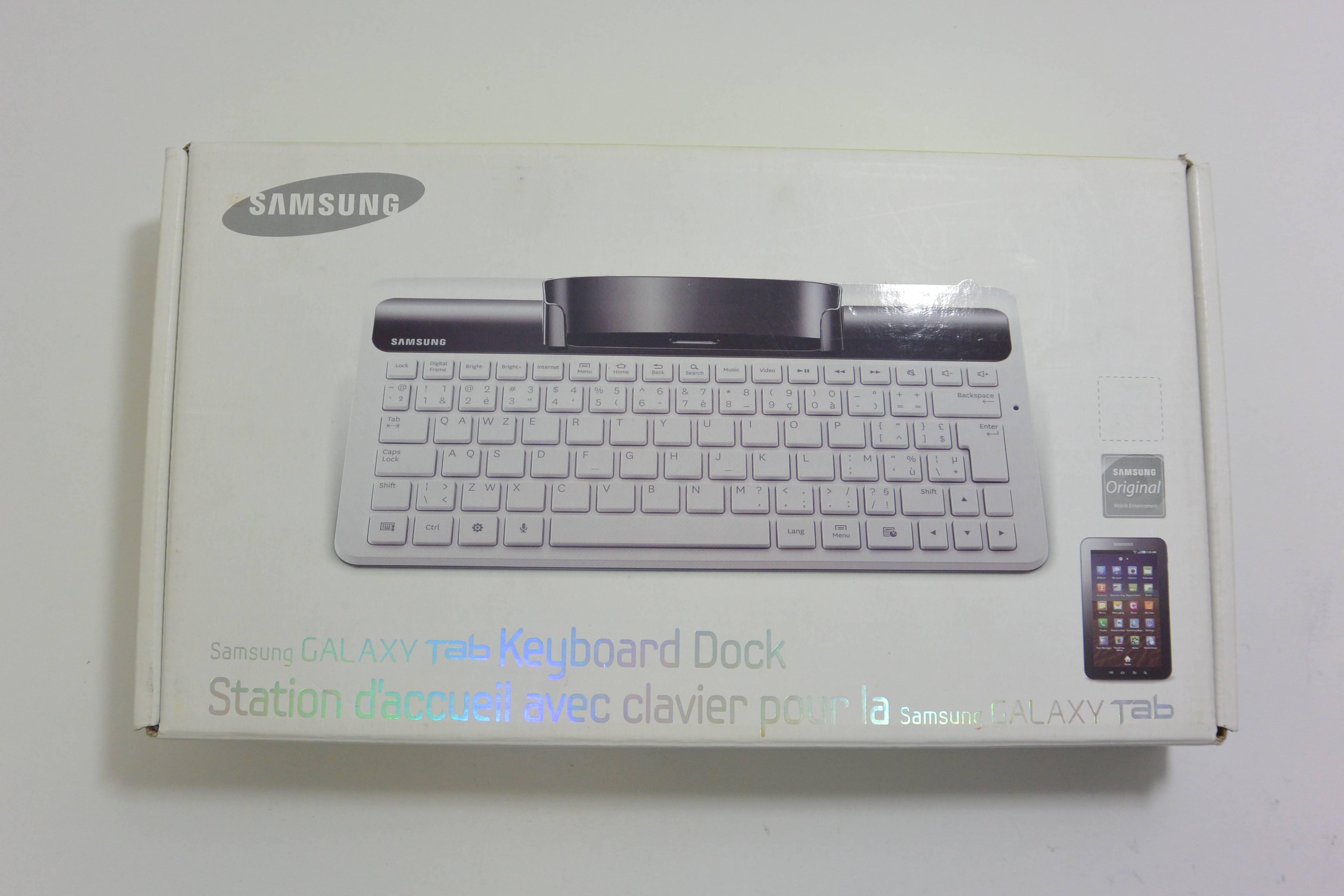 galaxy tab 4 keyboard dock