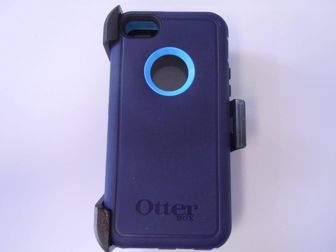 New OtterBox Apple iPhone 5C Horizon Blue Defender Case ...