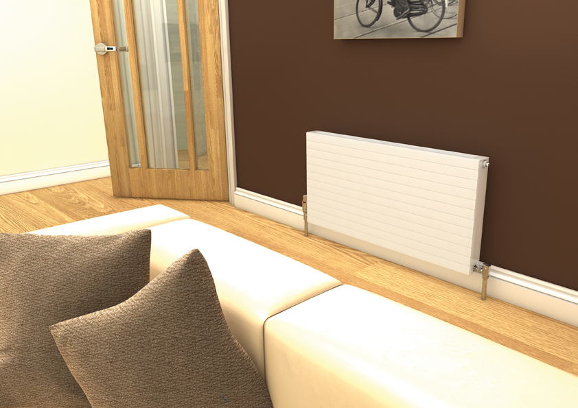 Stelrad Gloss White K2 Type 22 Double Panel Convector Radiators ...