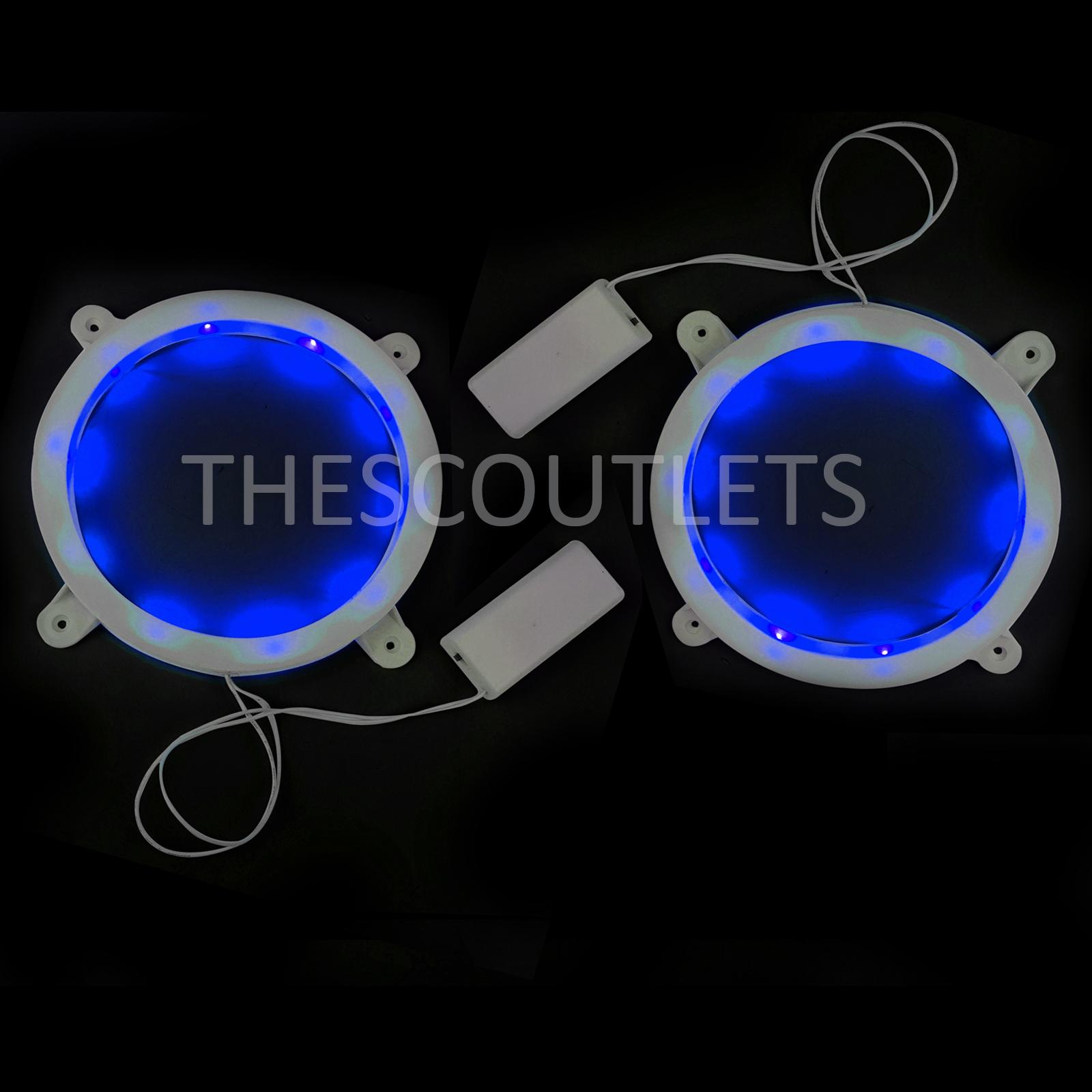 Set-of-2-Cornhole-Night-Light-Dadhole-Corn-Hole-Bean-Bag-Toss-Board-LED thumbnail 10