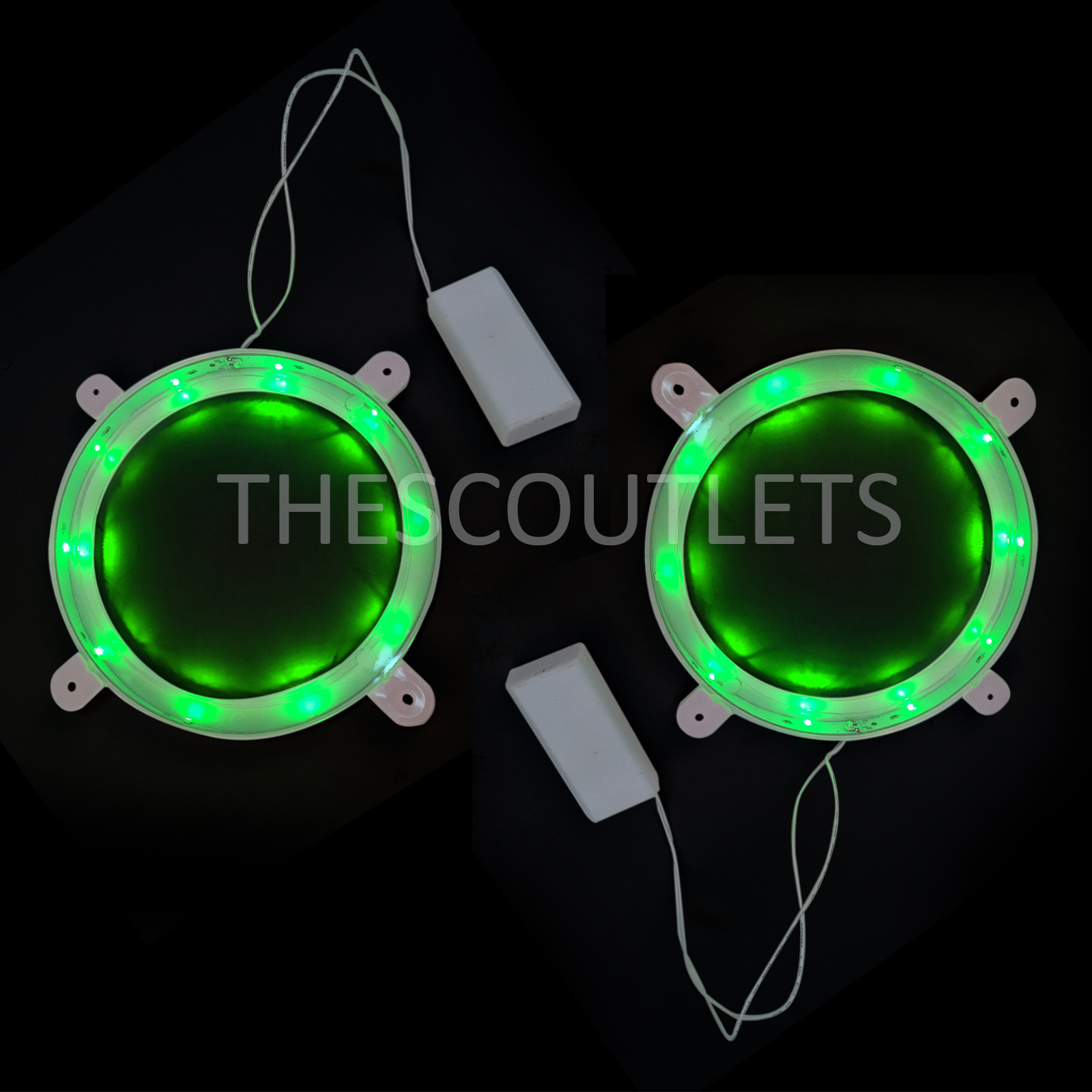 Set-of-2-Cornhole-Night-Light-Dadhole-Corn-Hole-Bean-Bag-Toss-Board-LED thumbnail 7