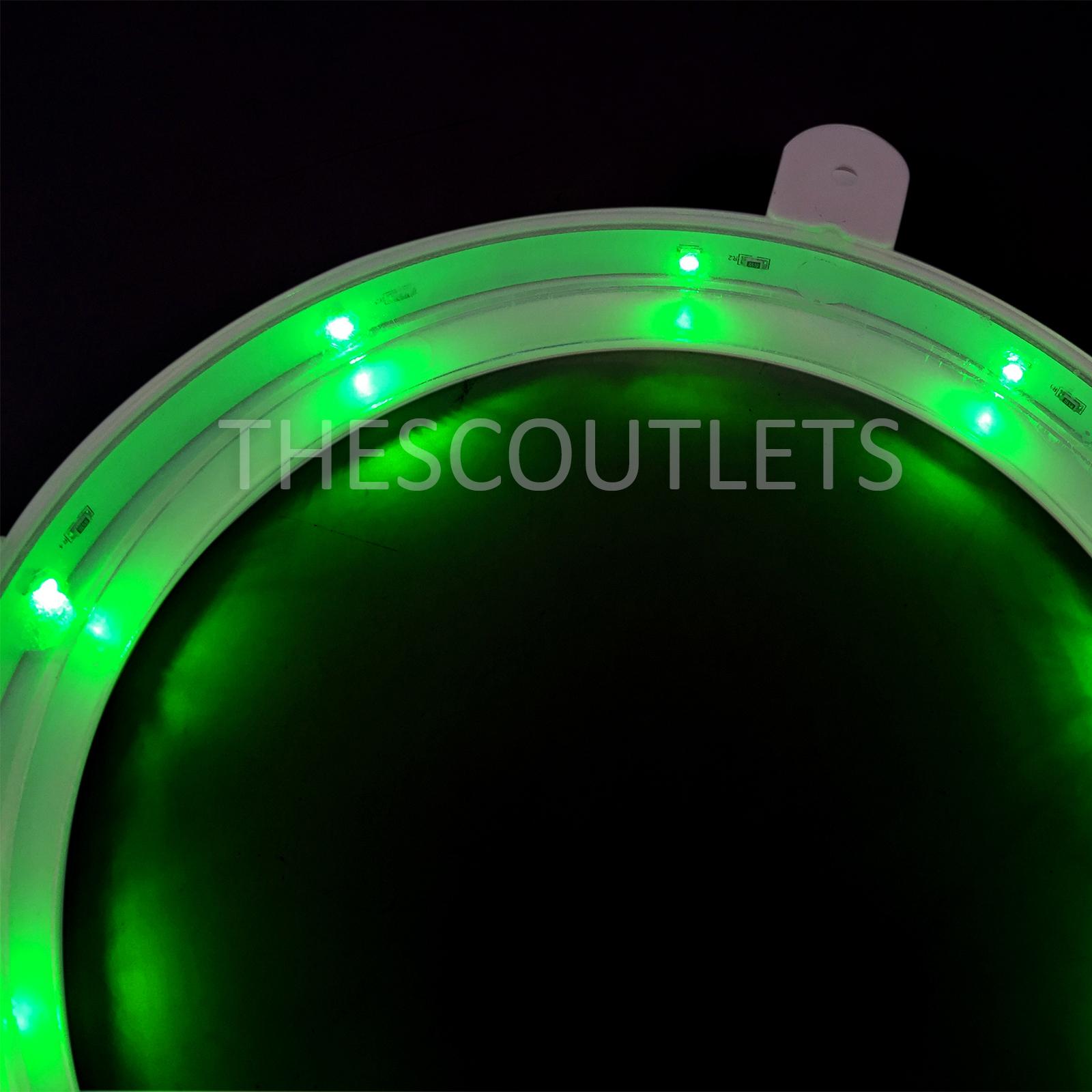 Set-of-2-Cornhole-Night-Light-Dadhole-Corn-Hole-Bean-Bag-Toss-Board-LED thumbnail 8