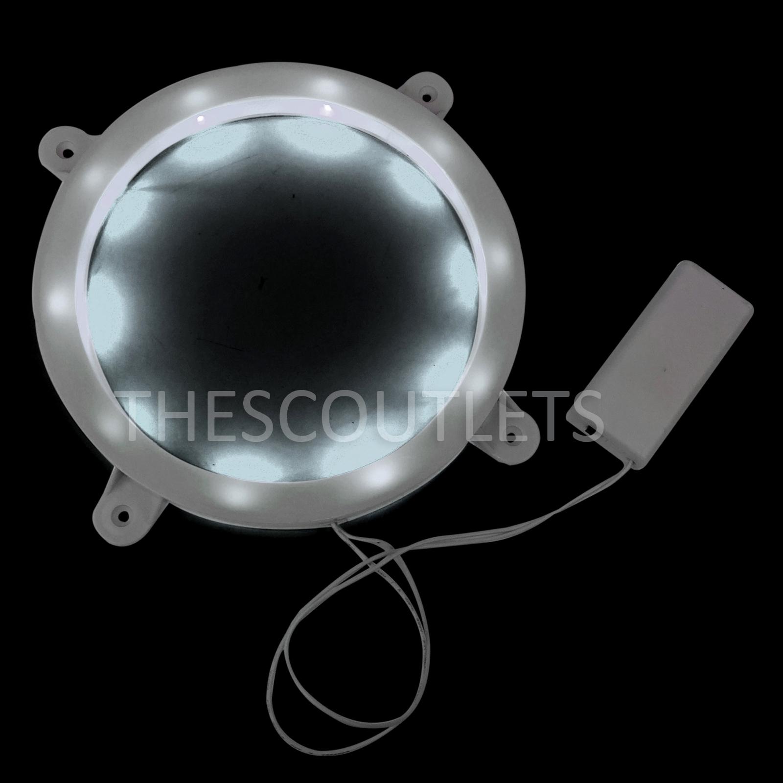 Set-of-2-Cornhole-Night-Light-Dadhole-Corn-Hole-Bean-Bag-Toss-Board-LED thumbnail 5