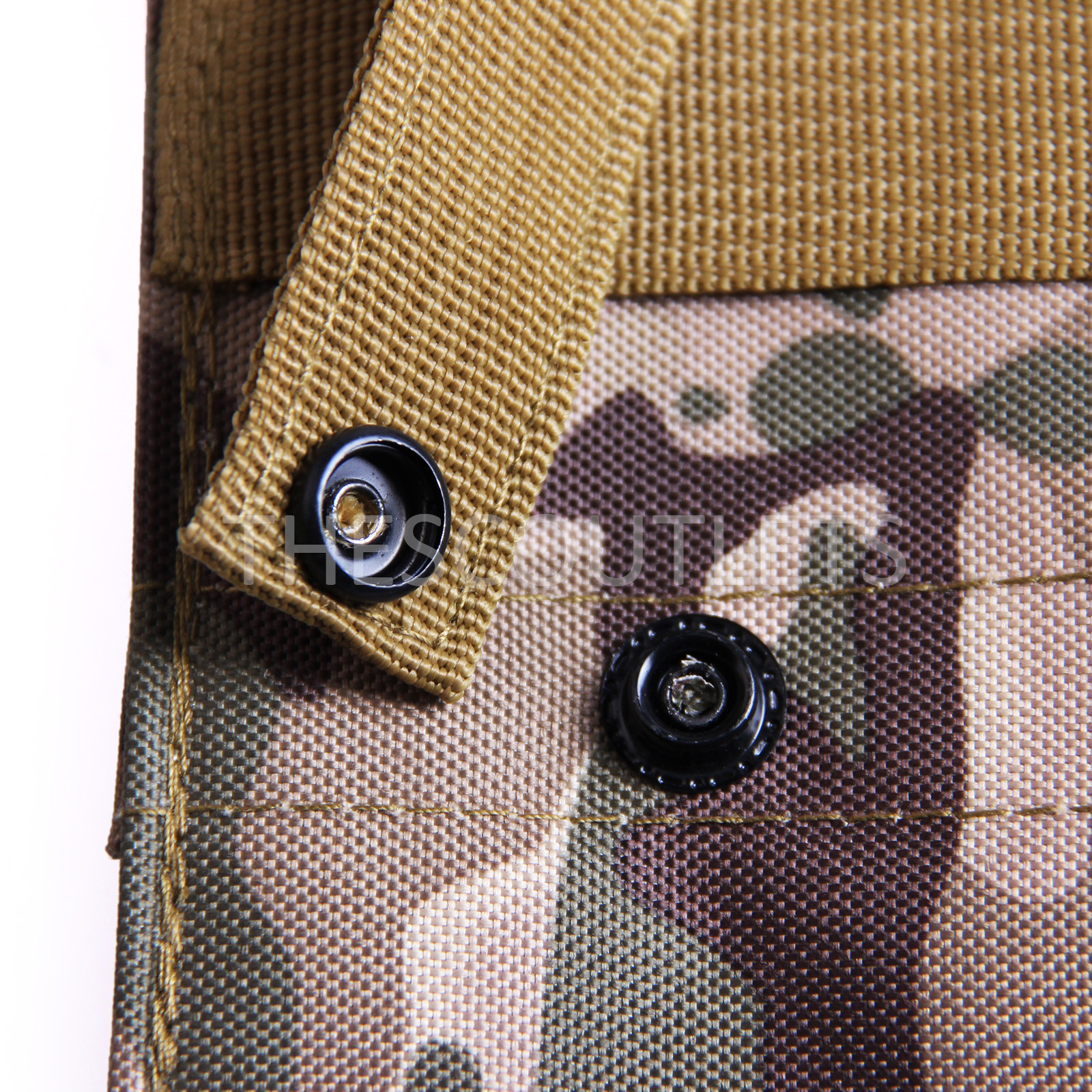 Military-Tactical-Paintball-Army-Molle-Carrier-Adjustable-Airsoft-Combat-Vest thumbnail 19