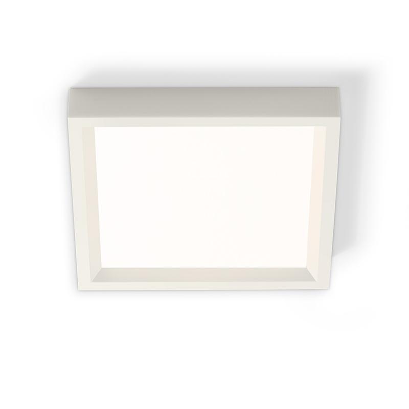 """Philips Led Under Cabinet Light Fixture: PHILIPS LIGHTOLIER S6S827K10AL 6"""" Sq. Aluminum LED"""