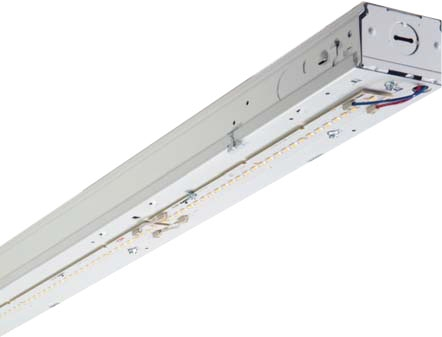 Cooper Lighting 4 Foot 5000 Lumen 4000k Led Strip