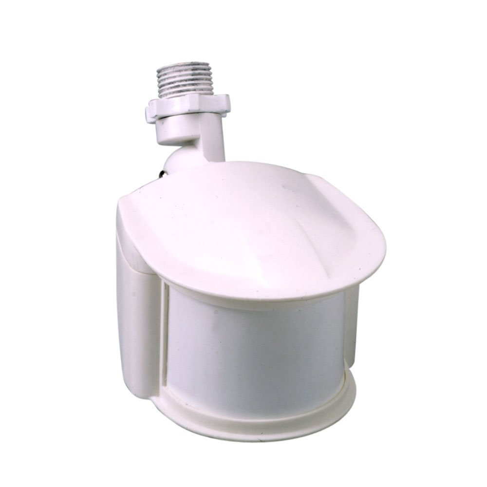 All Pro Ms180w Motion Sensor White 180 Degree Ebay