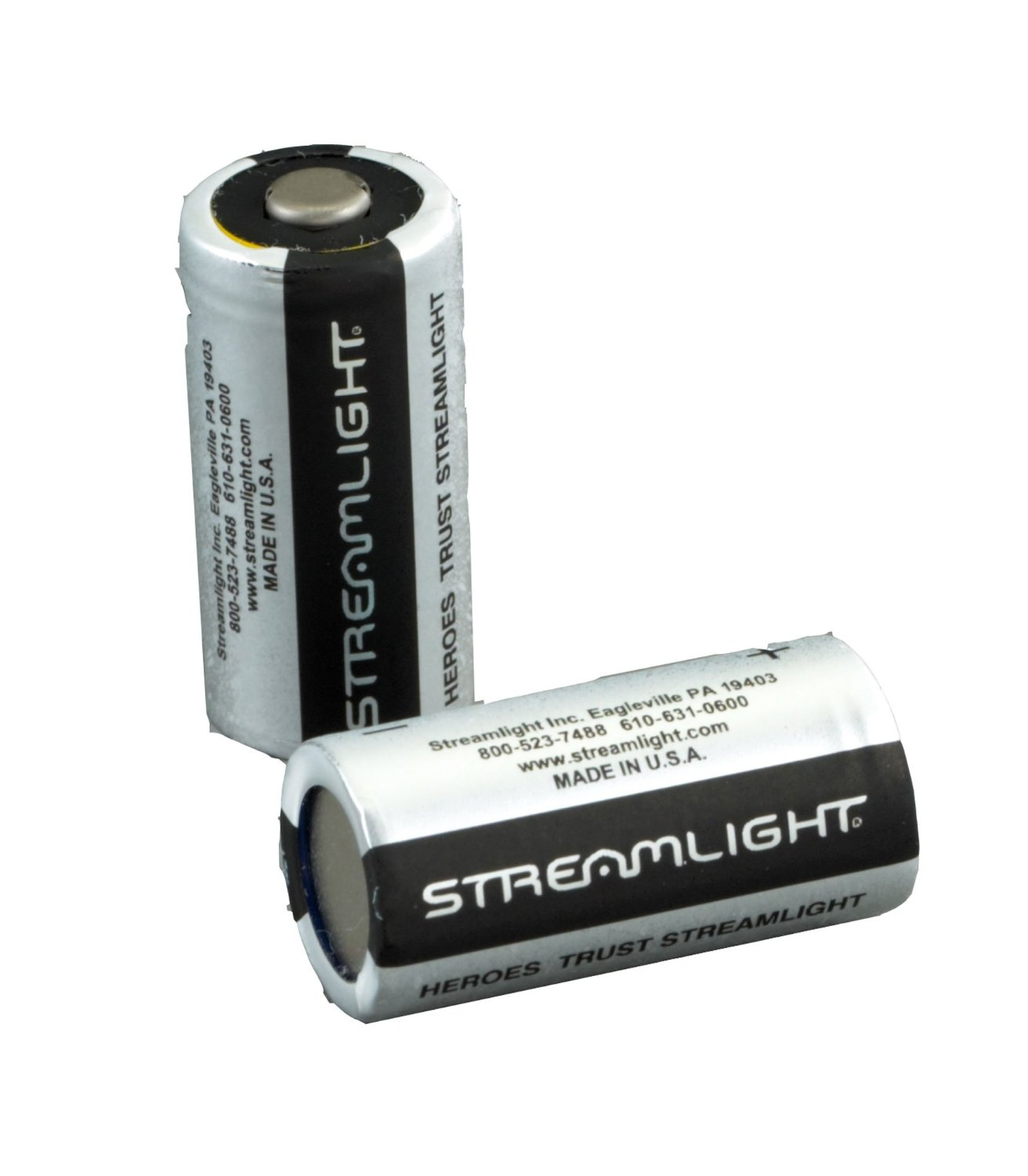 streamlight 6 pack 85175 lithium batteries cr123a 80926851757 ebay. Black Bedroom Furniture Sets. Home Design Ideas