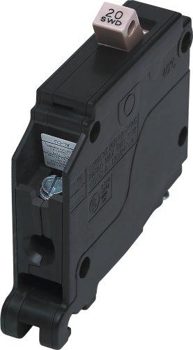 Cutler Hammer Ch120 Single Pole 120v 20 Ampv Plug On