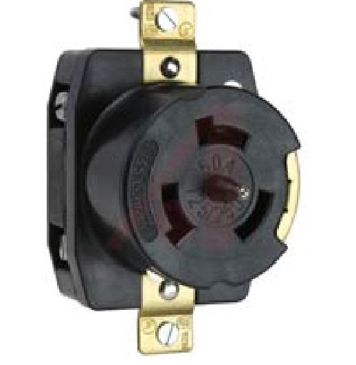 P Amp S Cs6369 California Standard Receptacle 4 Wire