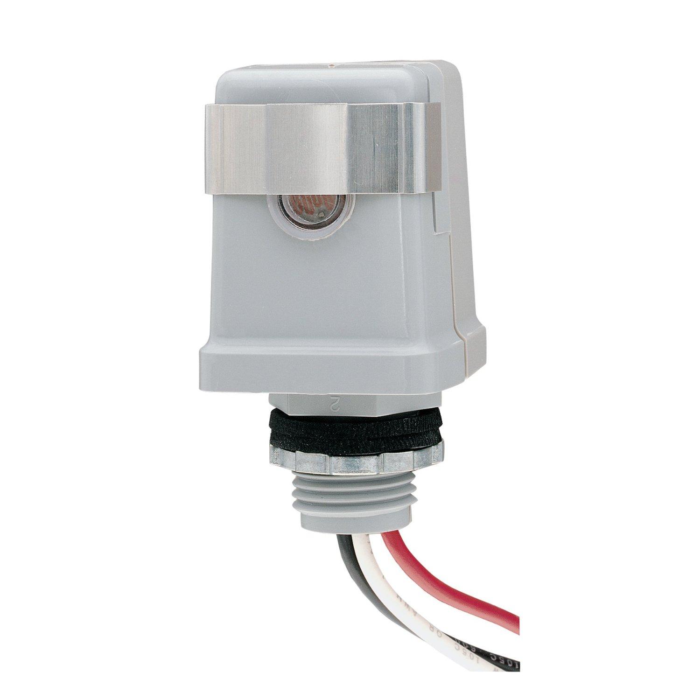 intermatic - k4121c 15a 120v stem mount photocell | ebay intermatic pool timer wiring diagram