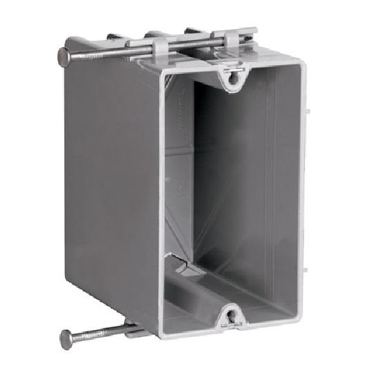 P  U0026 S S122r 1 Outlet Box W  Quick
