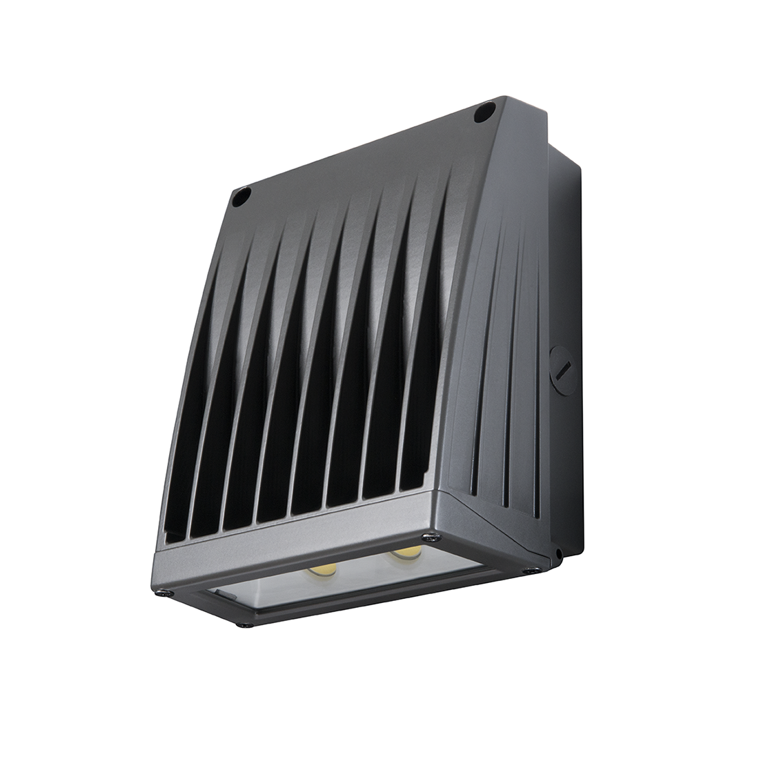 Details about atlas lighting wsps40led 40 watt led slimpak pro wall light 4500k