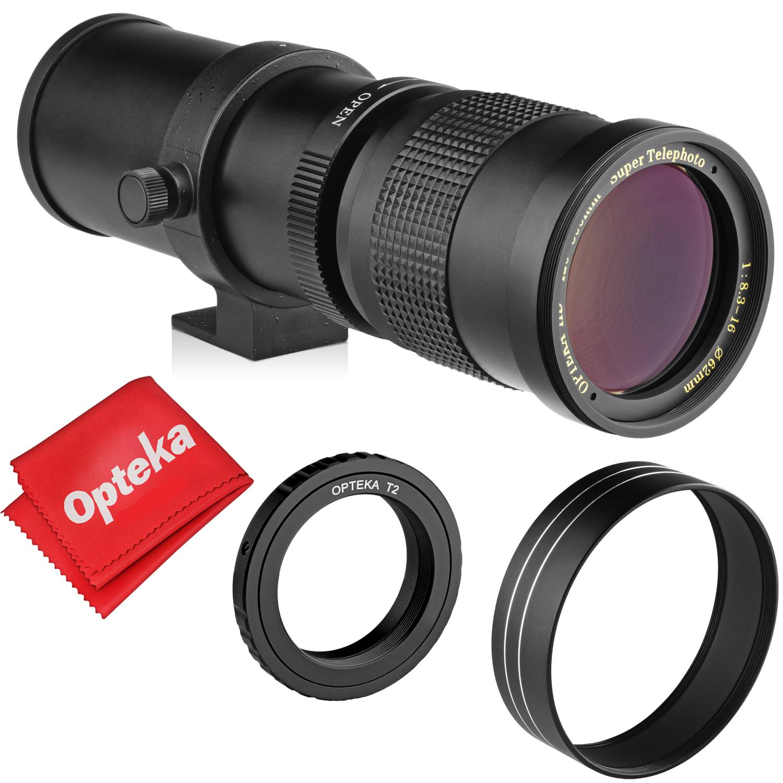 Foto en camera Lenzen en objectieven 420-800mm F/8.3-16 Telephoto ...