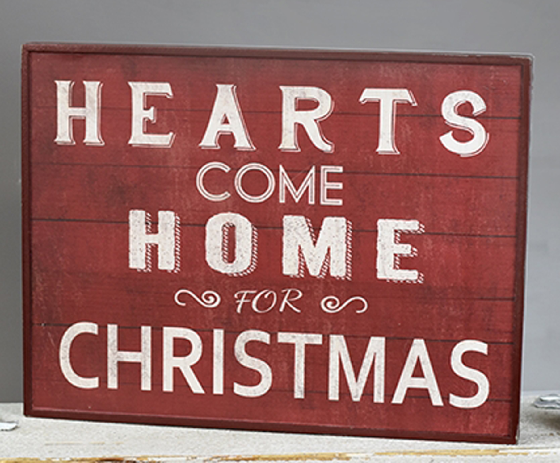 Come Home For Christmas.Details About Hearts Come Home For Christmas Wood Sign Holiday Home Decor 13 X 16