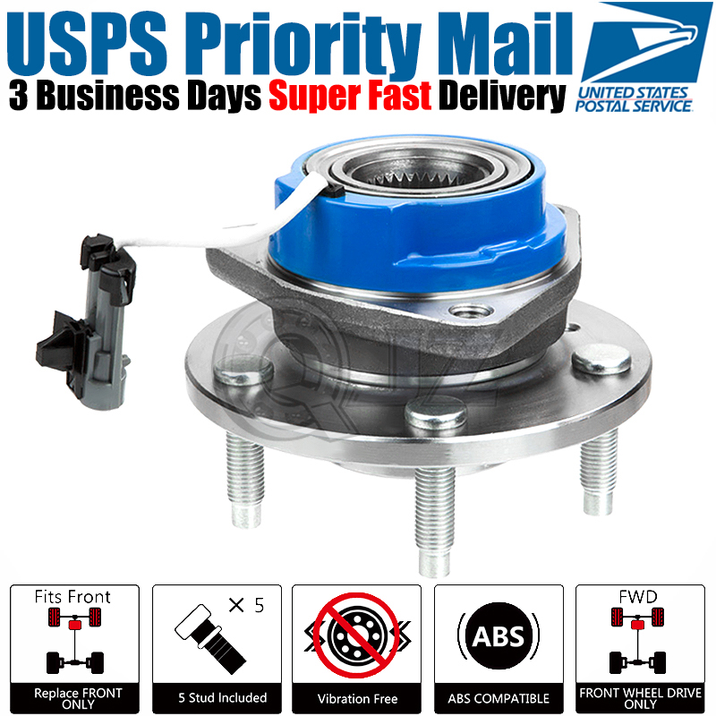 PROFORCE 513187 Premium Wheel Bearing and Hub Assembly Front