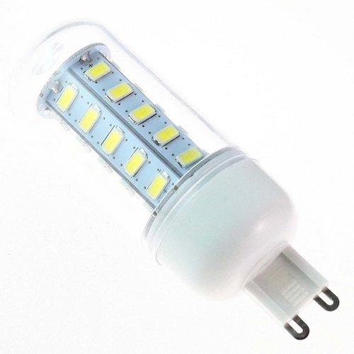 7w g9 36smd5630 220 240v 600 630lm led light lamp bulbs high power white cover ebay. Black Bedroom Furniture Sets. Home Design Ideas