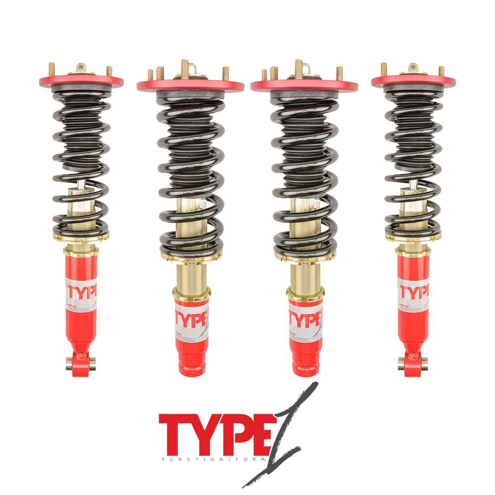 Function & Form Type 1 Fixed Coilovers For 99-03 Acura TL