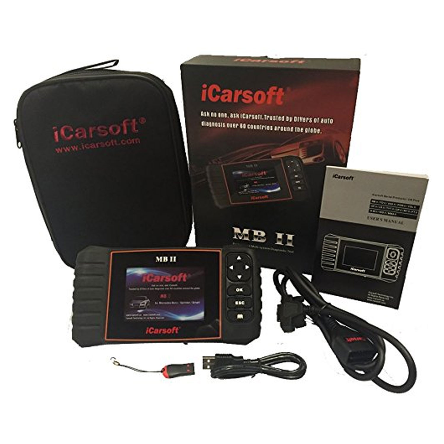 icarsoft mb ii for mercedes benz sprinter diagnostic code. Black Bedroom Furniture Sets. Home Design Ideas