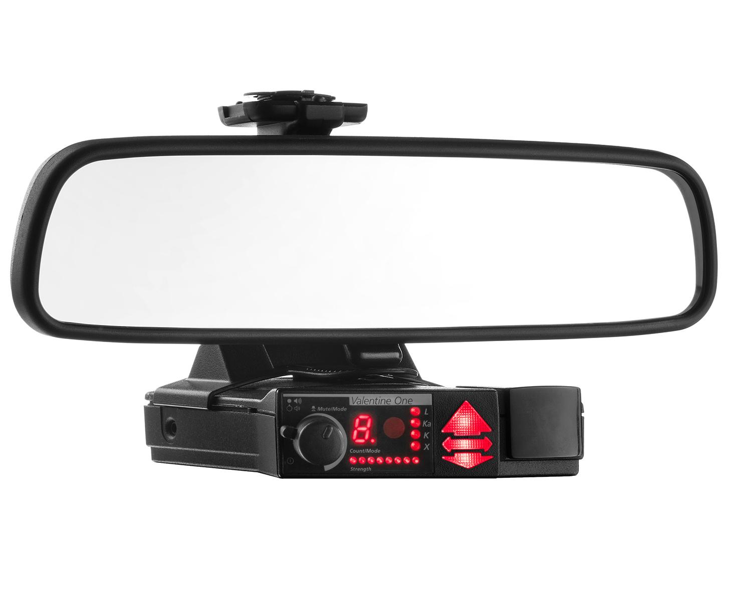 mirror mount radar detector bracket valentine v1 radar detector ebay. Black Bedroom Furniture Sets. Home Design Ideas