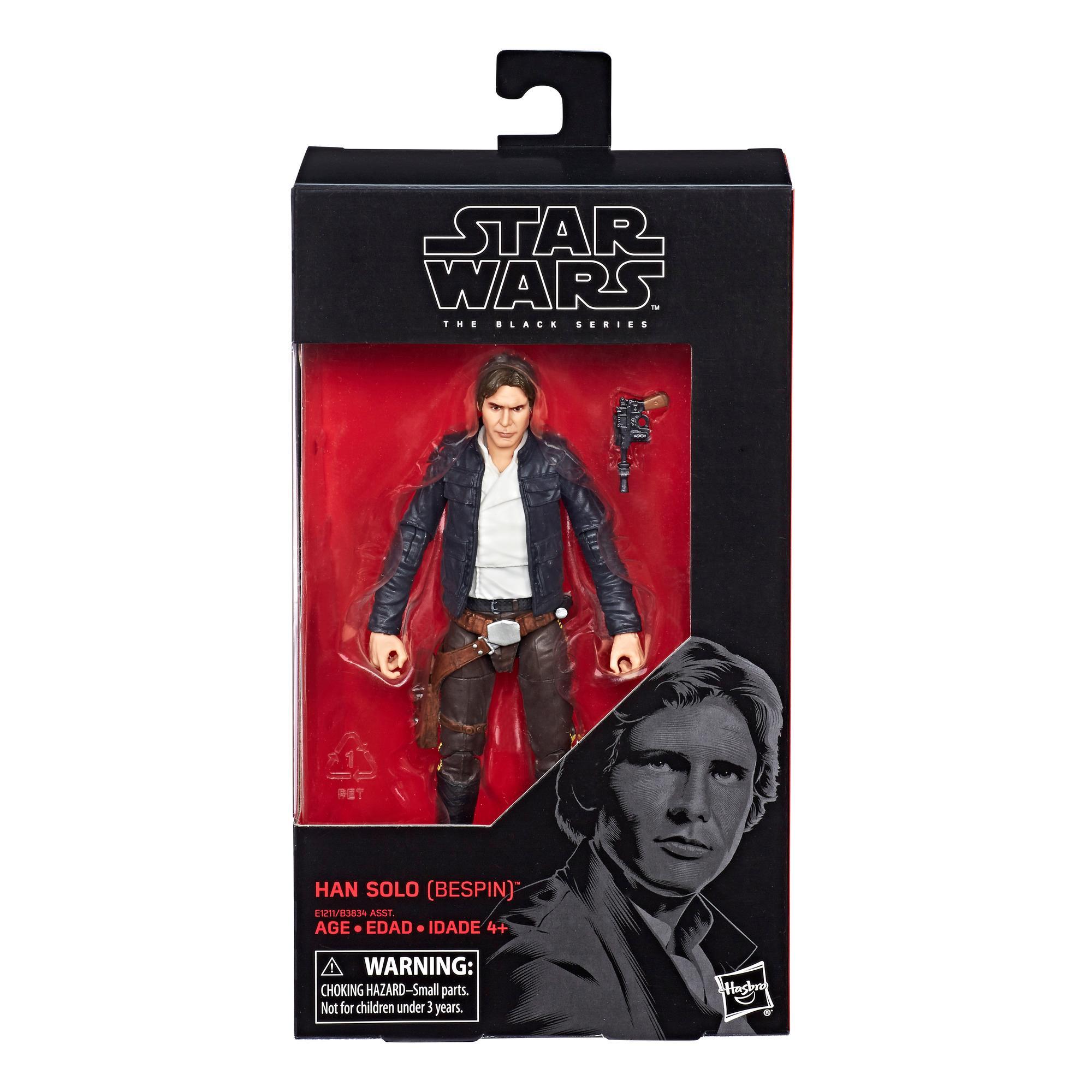 1//6 Scale Toy Star Wars-Han Solo-marron écharpe